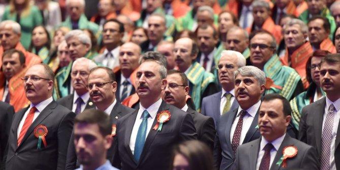 14 baro 'Saray'da adli yıl açılış törenine' katılmayacağını duyurdu