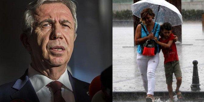 İstanbul'dan sonra Ankara da alarma geçti