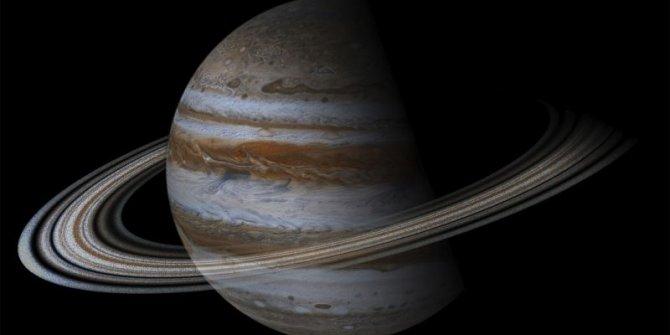 Jüpiter gençken başka bir gezegenle çarpışmış olabilir