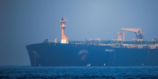 ABD'den İran tankeri için yakalama kararı!