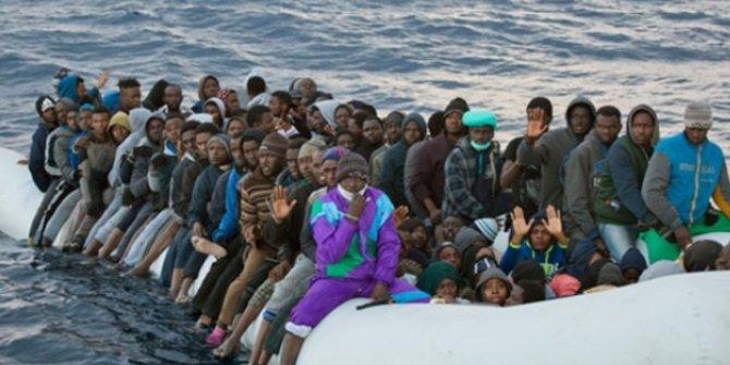 Akdeniz'de 278 düzensiz göçmen yakalandı