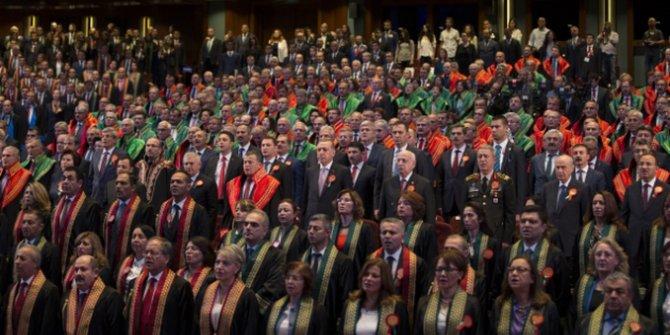 Adli yıl açılış törenine 41 baro katılmayacak