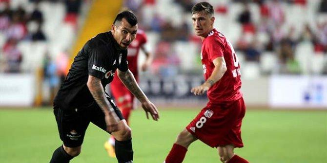 Beşiktaş'a Sivas deplasmanında mağlubiyet şoku!