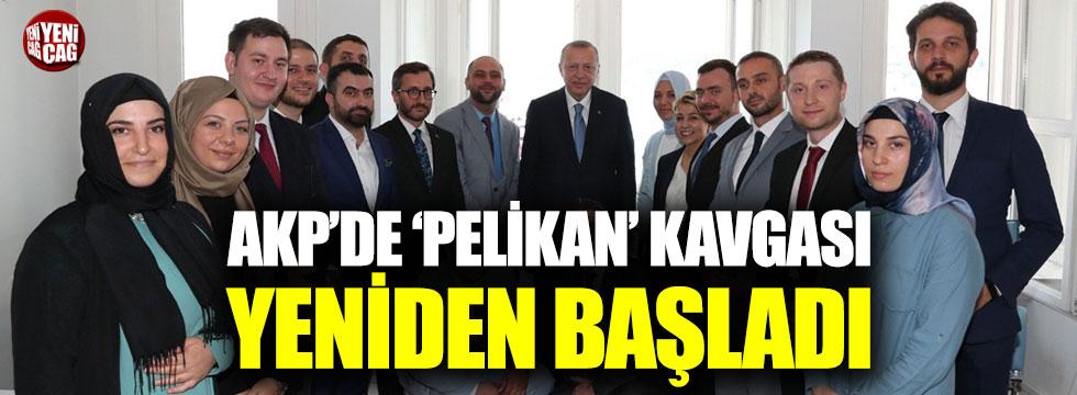 """AKP'de """"pelikan"""" kavgası yeniden başladı!"""