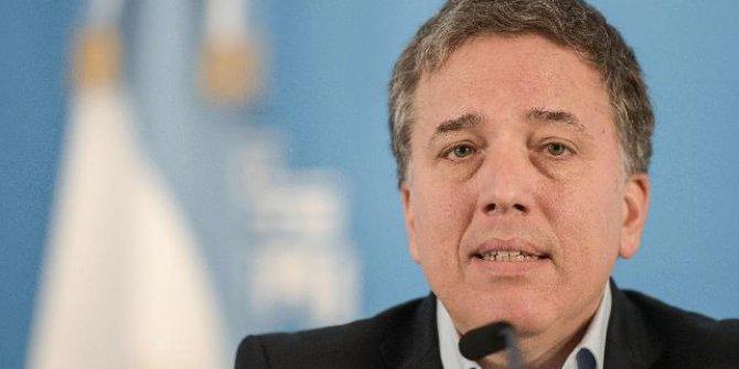 Arjantin'de Hazine Bakanı istifa etti