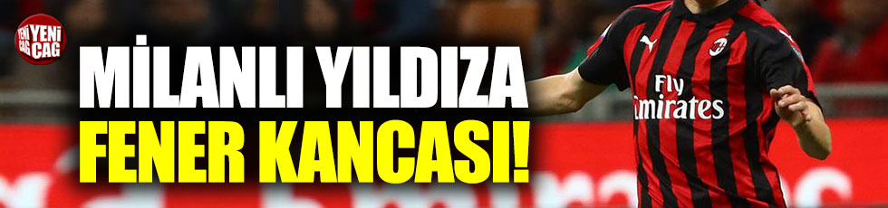 Milan'dan Fenerbahçe'ye!