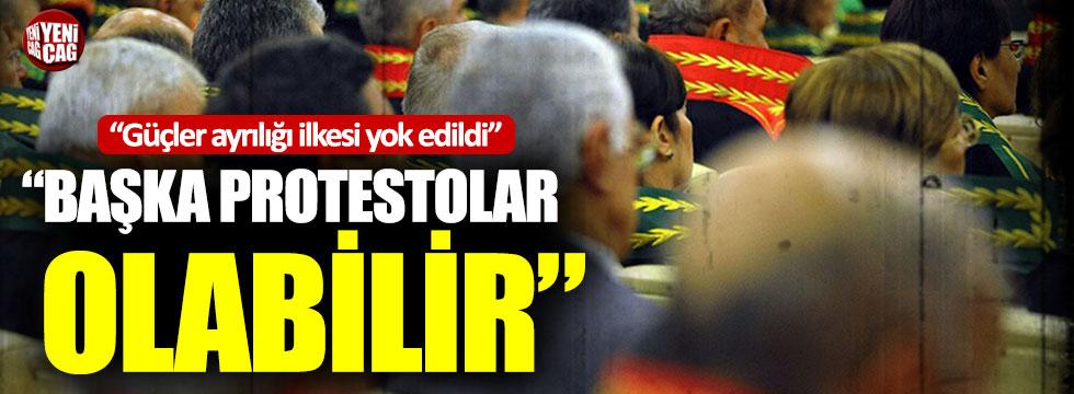 """Mehmet Durakoğlu: """"Güçler ayrılığı ilkesi yok edildi, başka protestolar olabilir"""""""