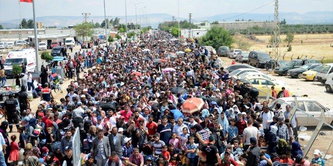 Yüz binlerce Suriyeli daha Türkiye'ye gelebilir