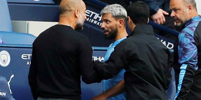 Guardiola ile Auero arasındaki tartışmanın nedeni belli oldu!