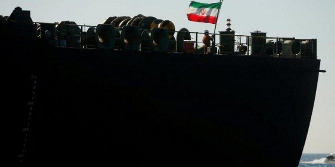 İran tankeri Yunanistan'a gidiyor