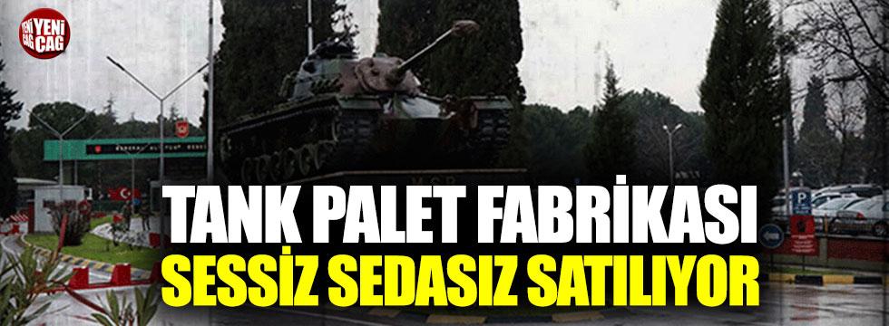 Tank palet özelleştirmesinde yeni formül!