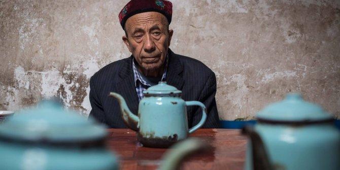 Doğu Türkistan'da Çin'in yıktığı camilerin görüntüleri ortaya çıktı