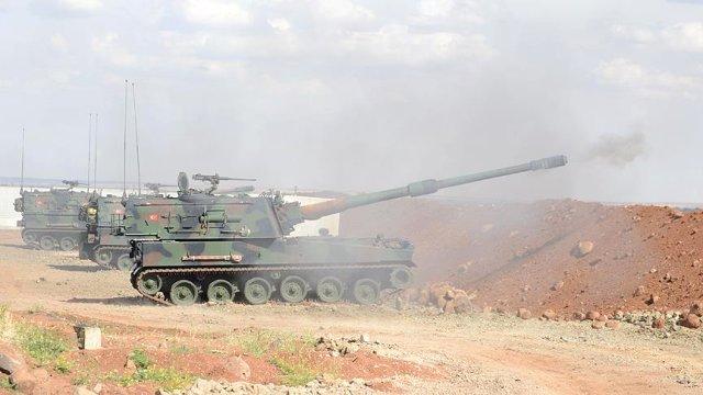 TSK'dan PKK/YPG taciz ateşlerine jet karşılık!