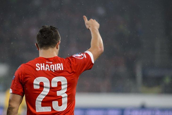 Shaqiri'den Galatasaray açıklaması!