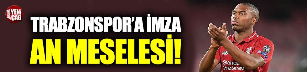 Trabzonspor, Sturridge transferinde mutlu sona çok yakın!