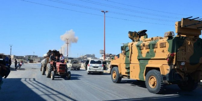 İdlib'te TSK konvoyuna hava saldırısı!