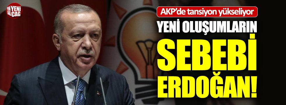 AKP'de tansiyon yükseliyor