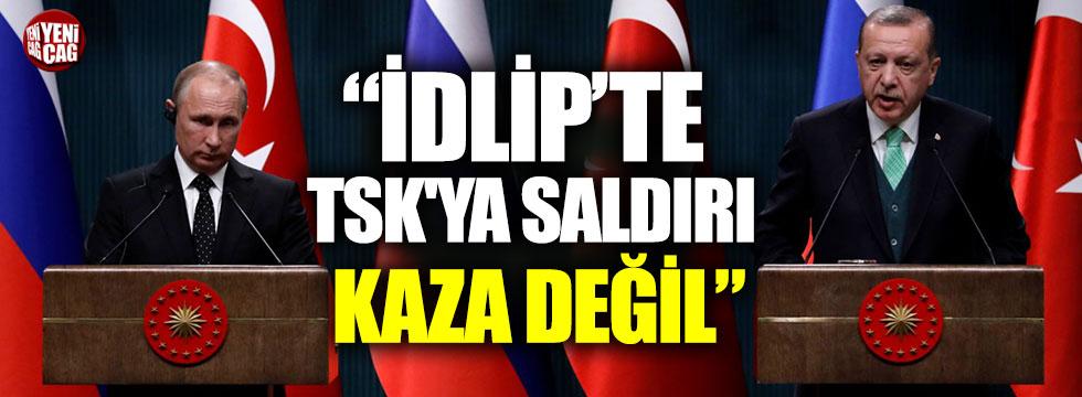"""""""Rusya, Türkiye ile örtülü savaş halinde"""""""