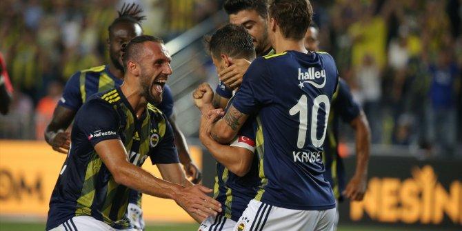 Fenerbahçe-Gazişehir Gaziantep 5-0 (Maç özeti)