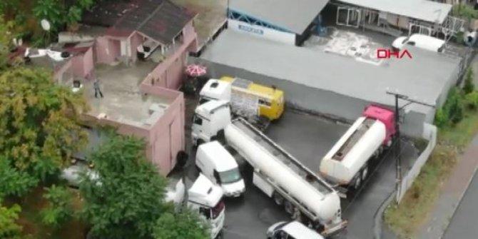 İstanbul'da ele geçirildi: Tam 17 ton