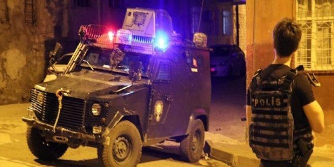 Siir'te polis ekibine silahlı saldırı