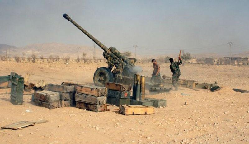 Suriye ordusu İdlib'de