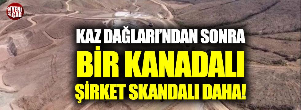 Bir Kanadalı şirket rezaleti de Zonguldak'ta!