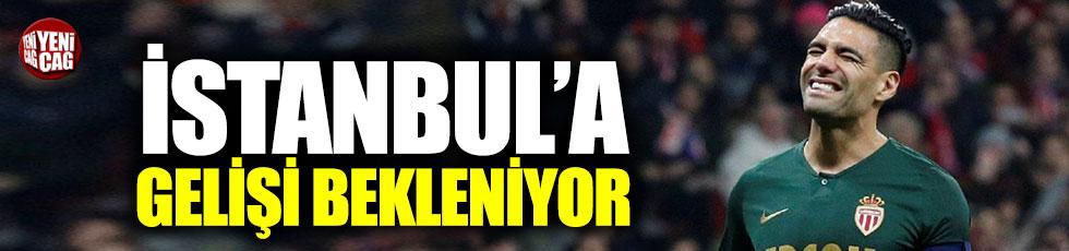 Galatasaray Falcao'yu bekliyor!