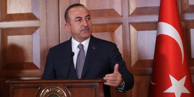 """Çavuşoğlu Suriye'yi uyardı: Rusya """"Saldırıda biz de varız"""" dedi"""