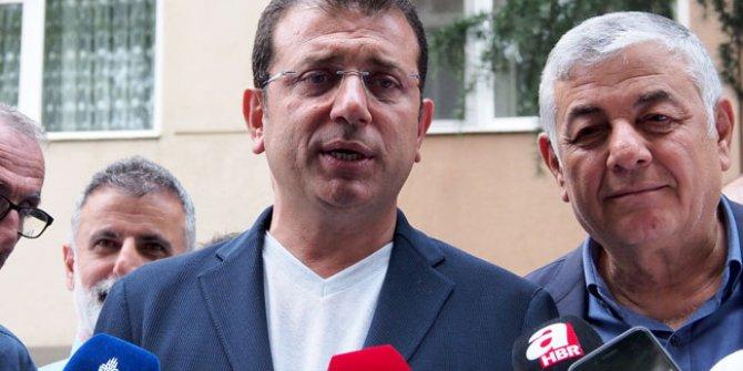 İmamoğlu'ndan Medya AŞ. açıklaması