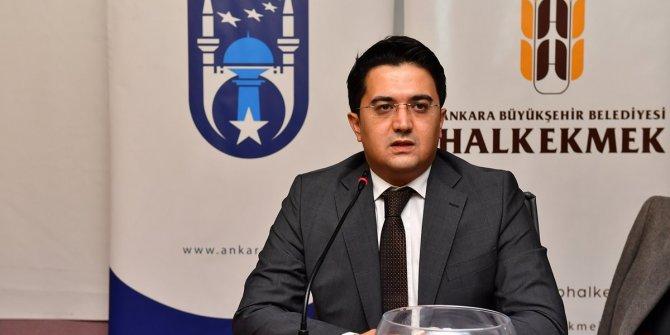 Ankara Halk Ekmek Müdürü istifa etti