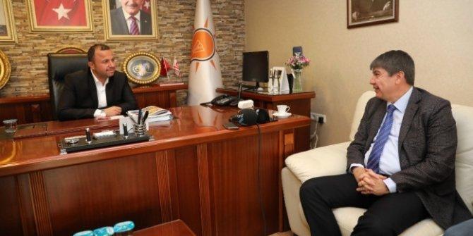 """AKP İl Başkanı, AKP'li eski Belediye Başkanına: """"Çiftliğe çevirmişler"""""""