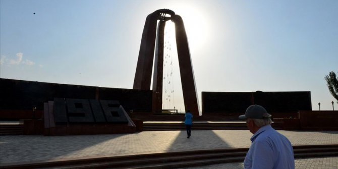 Cengiz Aytmatov anıtı Türk dünyasını birleştiriyor