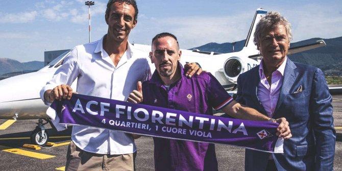 Fiorentina Franck Ribery ile anlaştı