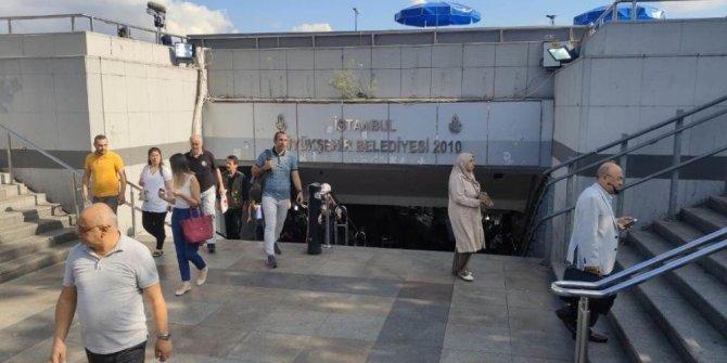 İBB'den Eminönü'ne yeni boru hattı