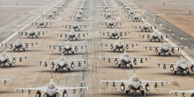 Çin'den ABD'li şirketlere F-16 tehdidi