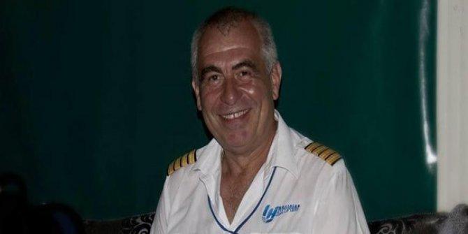Yangına müdahale eden pilot ölü bulundu