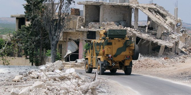 Suriye ordusundan İdlib hamlesi