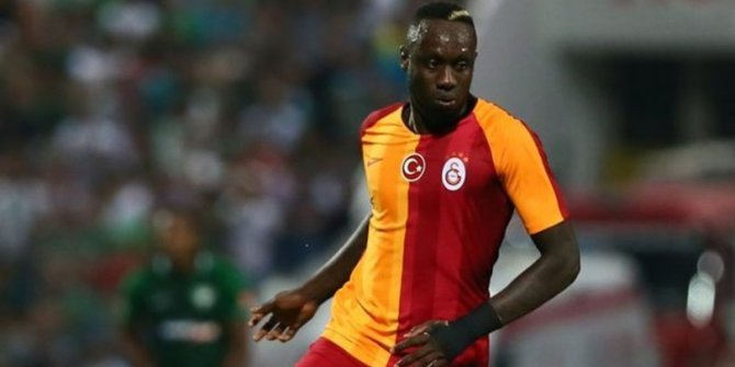 Galatasaray'da Diagne isyanı