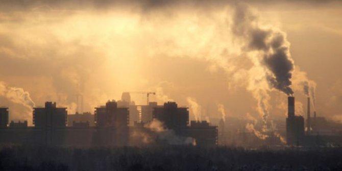 Hava kirliliği ölüm riskini artırıyor