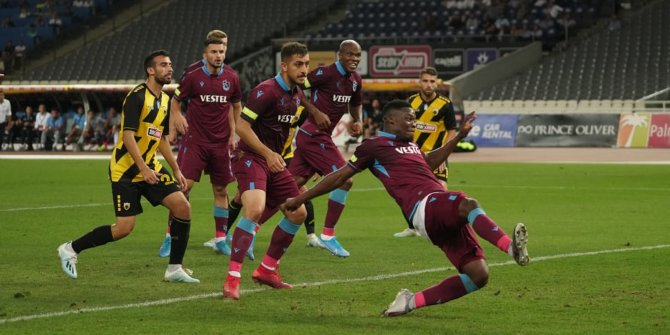 AEK - Trabzonspor 1-3 (Maç özeti)