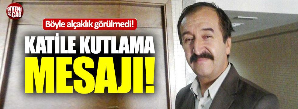 Muhammet Özen'den Emine Bulut'un katiline kutlama mesajı!