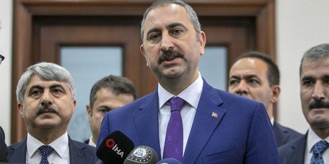 Adalet Bakanı Gül'den Emine Bulut açıklaması