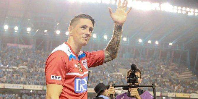 Fernando Torres futbol kariyerini noktaladı