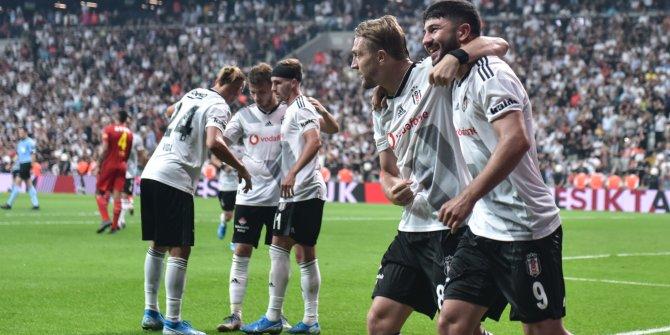 Beşiktaş - Göztepe 3-0 (Maç özeti)