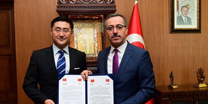AKP'li belediye Çinlilerle kardeş şehir oldu