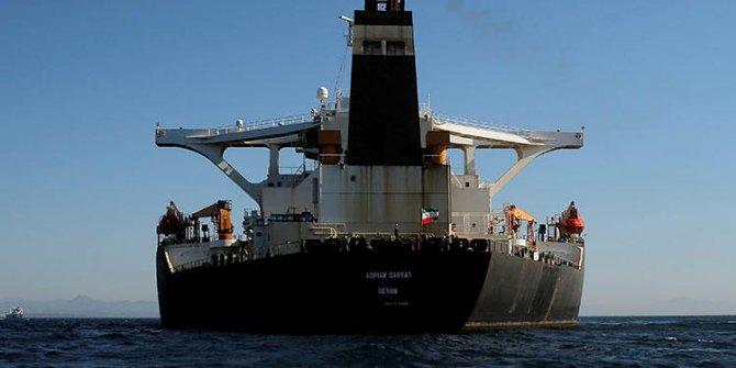 Cebelitarık'ta alıkonulan İran tankeri Mersin'e geliyor