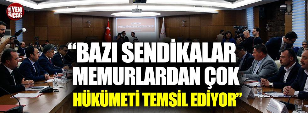 """Tuba Vural Çokal: """"Bazı sendikalar memurlardan çok hükümeti temsil ediyor"""""""