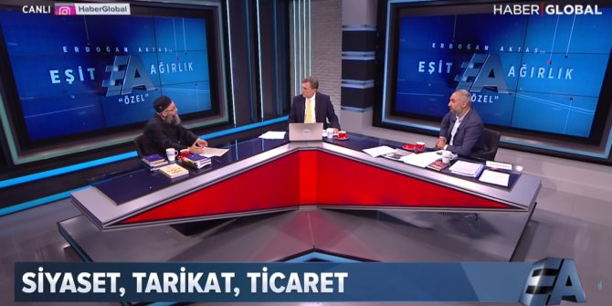 Cübbeli Ahmet Hoca'dan İsmail Saymaz'a dikkat çeken cevap
