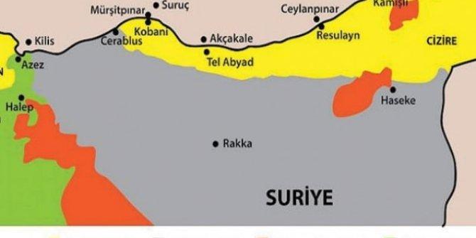 Ankara Suriye'nin kuzeyinde test ediliyor